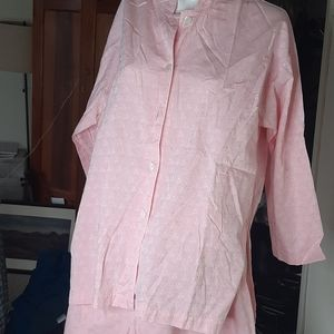 Crabtree & Evelyn Cotton Pajamas nwot